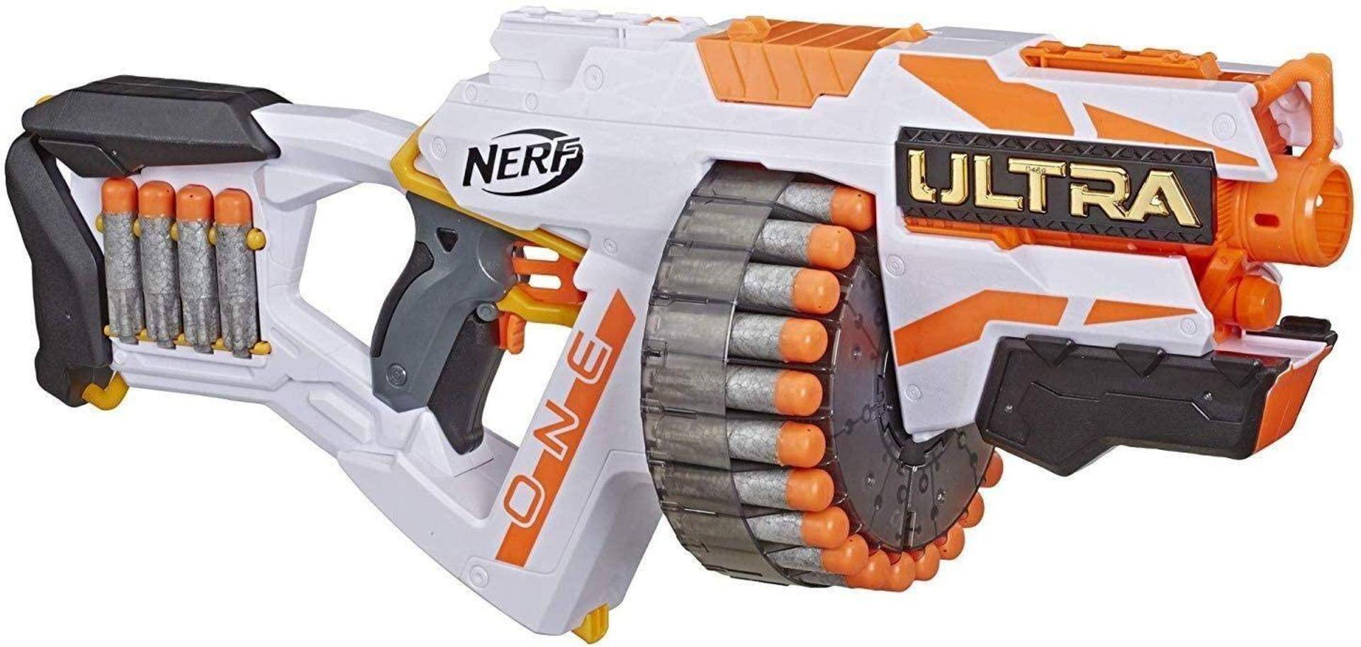 Nerf Ultra One Motorised Blaster, £50.00 RRP