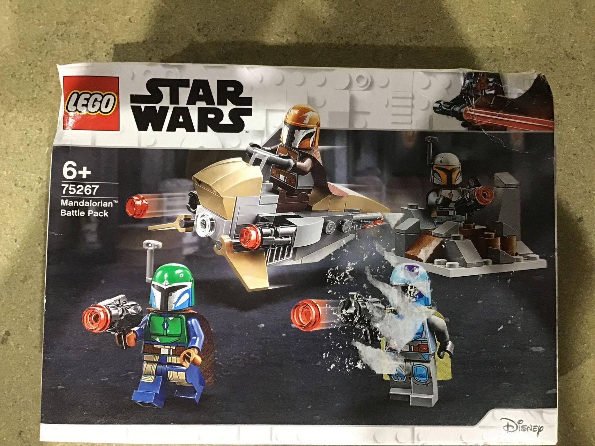 LEGO Star Wars Mandalorian Battle Pack Building Set - 75267 (337/0500) - £13.00 RRP - Image 2 of 4