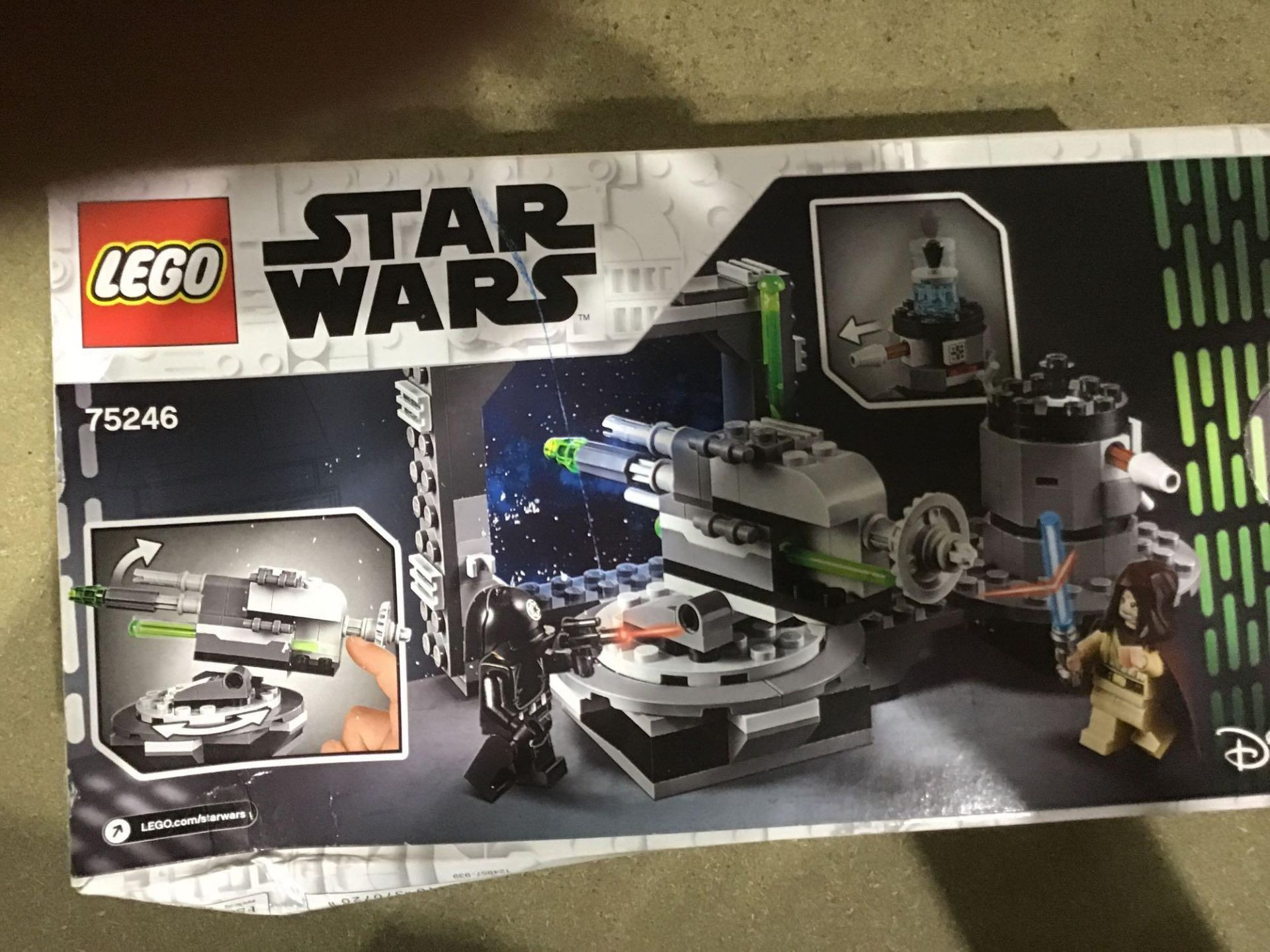 LEGO Star Wars Death Cannon Building Set - 75246 (5702016370720) - £9.00 RRP - Image 3 of 4