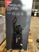 Spear and Jackson Pressure Washer - 2200W - £200.00 RRP