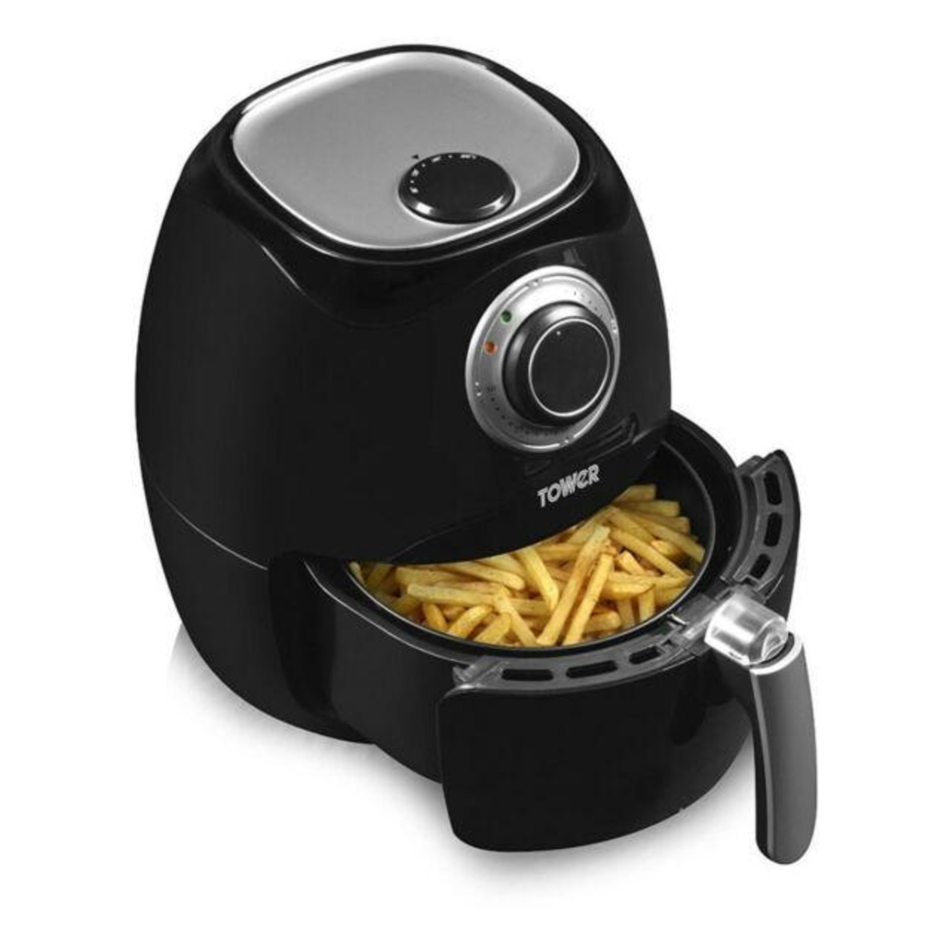 Tower T17005 Air Fryer with Rapid Air Circulation System, VORTX Frying Technology - £49.45 RRP