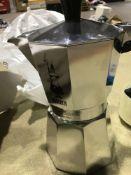 Bialetti Moka Express Aluminium Stovetop Coffee Maker (6 Cup) - £24.79 RRP