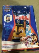 Paw Patrol - Baby Bed Set, 100x135 and 40x60 CM