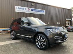 Unreserved Online Auction - Range Rover Vogue SDV8 Autobiography