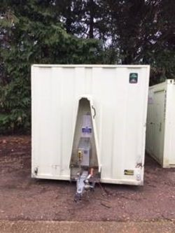 Unreserved Online Auction - SALVAGE 2019 Ground GP500 Mobile Welfare Unit