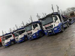 Online Auction - A Fleet of 6no.  2016 Car Transporters