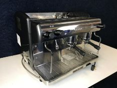 Expobar G-10 Twin Head Professional Automatic Coffee Machine, Supplied as new in May 2017