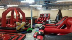 Unreserved Online Auction - Giant Inflatable Arena