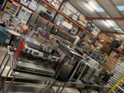 Unreserved Online Auction - Commercial Catering Equipment