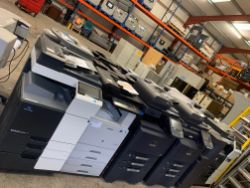 Unreserved Online Auction - I.T. Equipment and Office Furniture
