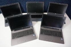 Unreserved Online Auction - Single Lot of 43no. Laptop Computers