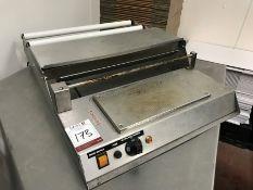 Sealing Machine with Hotplate