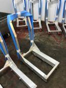 Unused Aluminium Roller Bogie with Handle