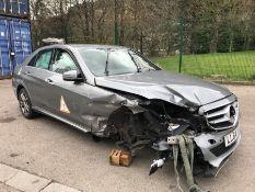 2014 Mercedes E220 SE Bluetec Auto Car, Semi-Automatic 7 Transmission Gear Box, 2143cc Engine,