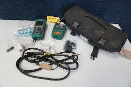 Kane 450 Flue Gas Analyser Kit Complete with Carry Case