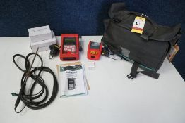 Kane 905 Hand Held Combustion Analyser with Wireless Communication Option Complete with Carry Case