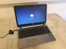 HP Pro Book 450 G2, Core i5 Laptop, With Charger