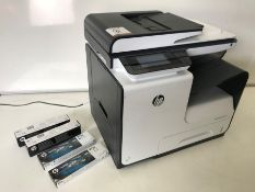 HP Page Wide Pro MFP 477dw Multi Function Printer, RRP: £400.00