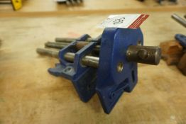 Record 52 Wood Working Vice as Lotted, Lot Located in Block: 5 Room: 5