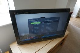 Toshiba 32LV713B 32 inch LCD Colour Television, Lot Located in Block: 1 Room: 9 (Ground Floor)