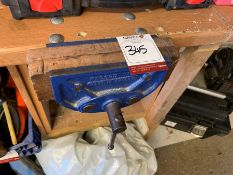 Record V170 Woodworking Vice, Lot Located In; Tool Shed