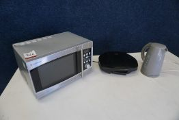 Russell Hobbs Microwave, Contact & Griddle, Lot Located in Main Building Canteen, Please Note: There