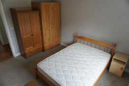 Contents of Living Quarters Bedroom as Illustrated, Lot Located in Block: 1 Room: 9 (Ground Floor)