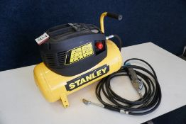 Stanley D200/8/24 Air Compressor with Attachment