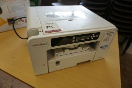 Sawgrass SG400 Sublimation Printer, Lot Located in Block: 5 Room: 5