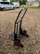 Stair Climbing Sack Cart, Lot Located In; Tool Shed