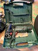 Bosch PSB 1000 RCA Impact Drill, Lot Located In; Tool Shed