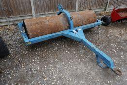 Fleming 0866X24X6 Tow Land Roller 1980mm Roller Width, 2240mm Total Width