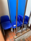 21no. Interlocking Infant Chairs, Lot Located In; MAIN BUILDING, Ground Floor, Corridor Off Music