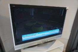 Panasonic TH-50PX60B 50 inch Television, Lot Located in Block: 1 Room: 17 (Ground Floor)
