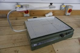 Proxxon Thermocut Hot Wire Cutter, Lot Located in Block: 5 Room: 5