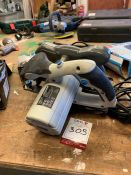 Mac Allister MSCS1200 Circular Saw, Lot Located In; Tool Shed
