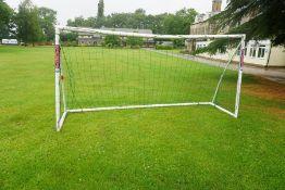 Samba Plastic Football Goal as Lotted