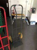 Sack Truck as Lotted, Lot Located in Block: 3 Corridor Please Note: There is VAT on the Hammer Price