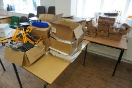 Quantity of Various D&T Teaching Aid Kits as Lotted, Lot Located in Block: 5 Room: 5