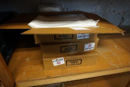 3no. Boxes of Jangro Clear Plastic Liners, Lot is Located Main Building, Room: Kitchen Stores