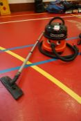 Numatic International NRV200-11 Vacuum Cleaner with Lance, Lot Located in Block: 3 Room: Gymnasium