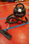Numatic International NRV200-22 Vacuum Cleaner with Lance, Lot Located in Block: 3 Room: Gymnasium