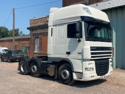 Unreserved Online Auction - 3no. Tractor Units & Low Load Trailer