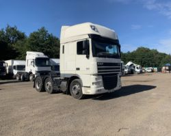 Unreserved Online Auction - 2015 Renault T Tractor Unit & 2012 DAF XF Tractor Unit