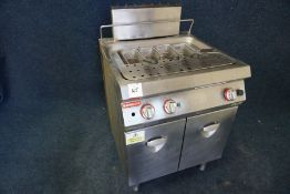 Angelo Po 1G1CP1G Mains Fed Gas Heated Pasta Boiler