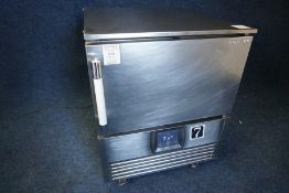 Foster BCT11 11kg Stainless Steel Commercial Blast Chiller Cabinet, Door Seal Damaged but