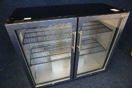 Autonumis Variant JH813 Double Door Undercounter Bottle Cooler 1050 x 900 x 500mm