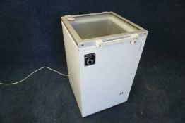 Tefcold ST 150 Commercial Glass Top Chest Freezer 550 x 620 x 630mm