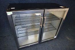 Autonumis Variant RHC-03 Double Door Undercounter Bottle Cooler 1050 x 900 x 500mm