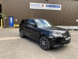 Unreserved Online Auction - 2018 Range Rover Sport HSE & 2018 Mini Cooper S Countryman